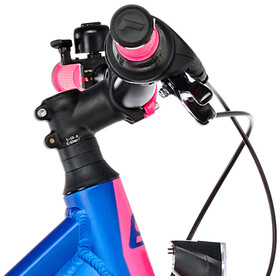 s'cool faXe 24 7-S Childrens Bike pink/blue